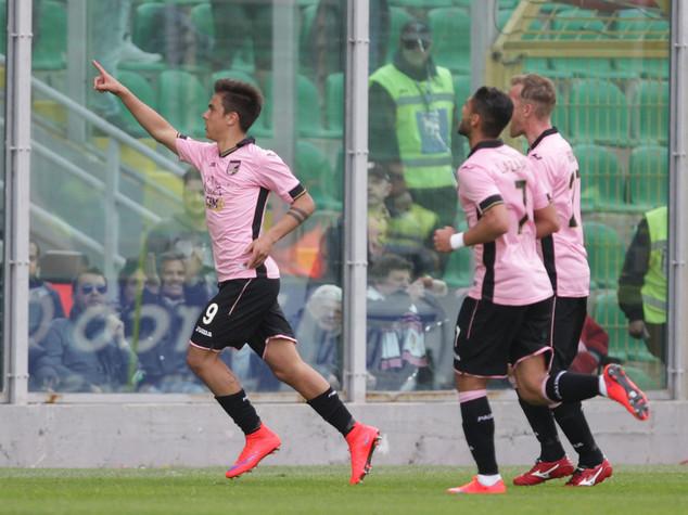 Serie A. Palermo salvo, Carpi retrocede in B