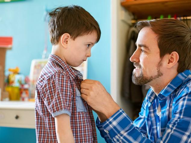 Età e stile di vita dei papà influiscono su salute figli