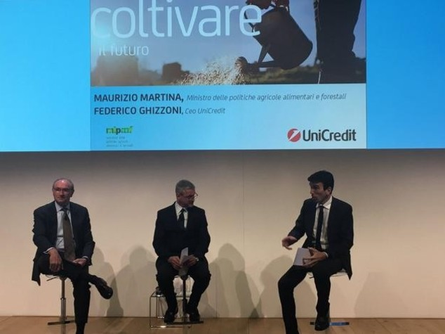 Agroalimentare: progetto Unicredit-Mipaaf, 6 mld credito a imprese