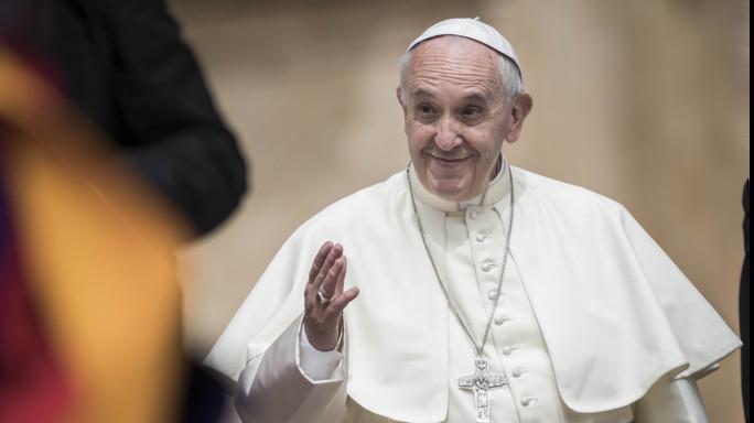 "Papa ""paura spinge Chiesa a chiusure. Mai più"""