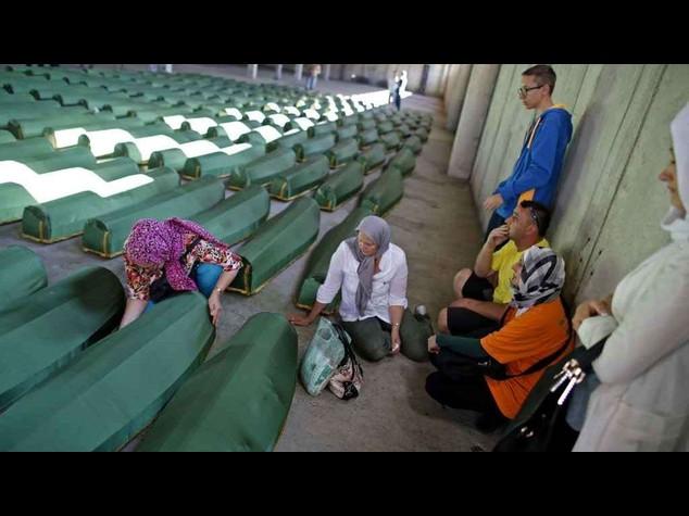 Bosnia: tribunale olandese, Stato responsabile per Srebrenica