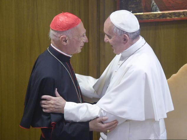 Bagnasco ringrazia Papa per appello a povertà