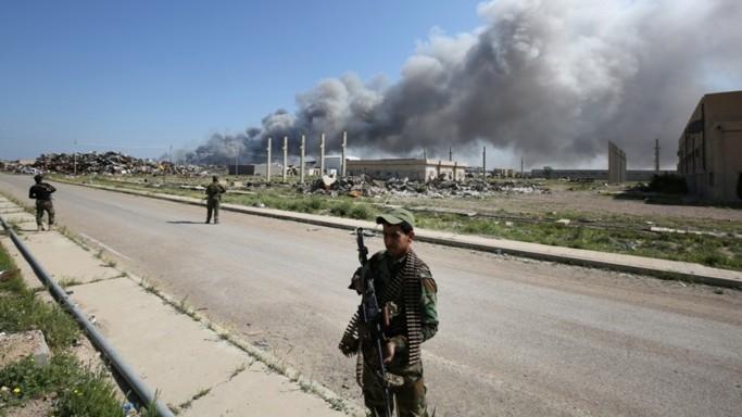 Quattro attentati a Baghdad in 12 ore, 7 morti