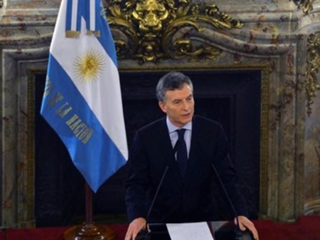 Italia-Argentina, 80 imprese ricevute da Macri