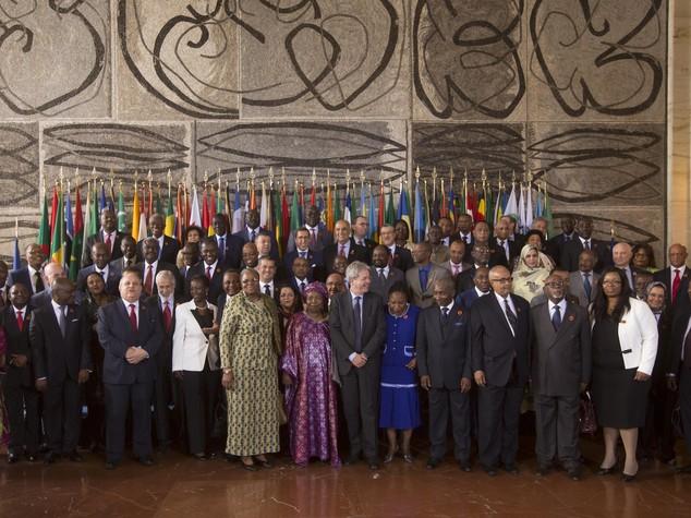 """Africa: Conferenza a Roma """"terra di opportunita', fare di piu'"""""""