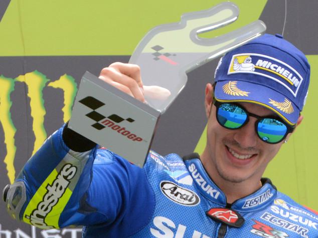 Moto Gp, vince Vinales. Rossi terzo