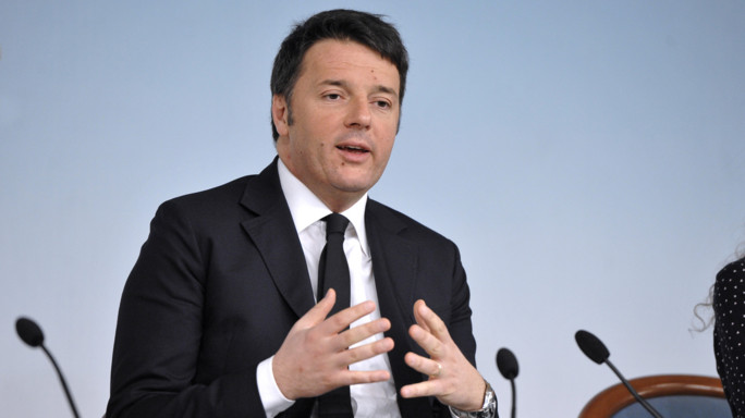 Salute: Renzi, partita internazionale o l'Italia in serie B