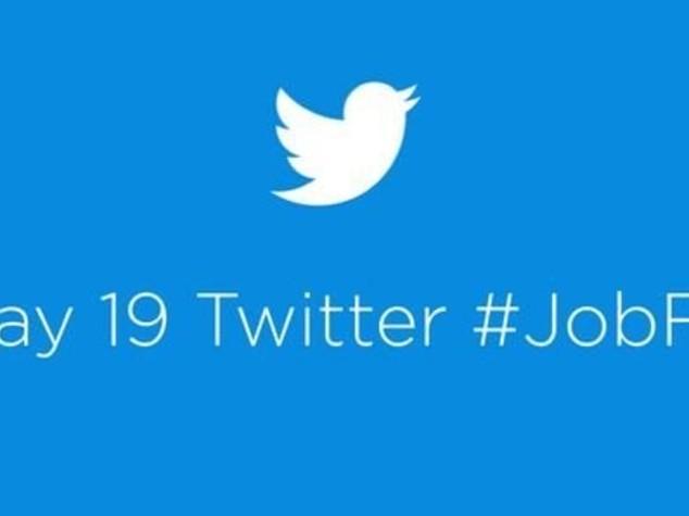 #jobfair, la prima fiera di Twitter per cercare lavoro