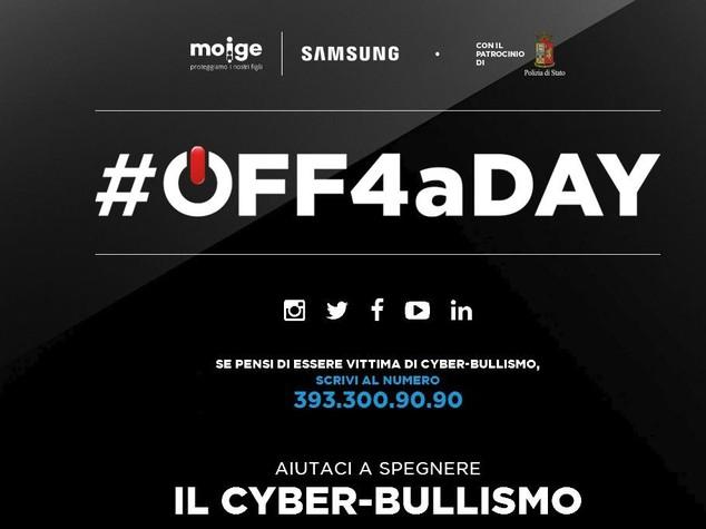 Cyberbullismo, iniziativa del Miur con Samsung