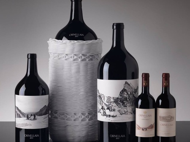 Ornellaia makes 114,000 euros at charity auction in L.A.