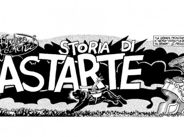 """Andrea Pazienza, l'ex direttore """"prima di morire mi consegnò Astarte"""""""
