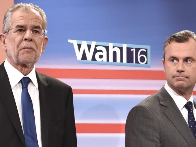 Colla per voto postale difettosa, Austria verso rinvio presidenziali