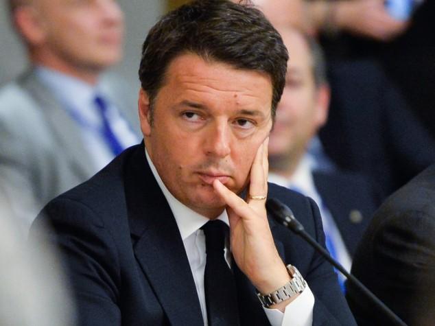 """Renzi chiude caso partigiani, """"nessuna gaffe"""""""