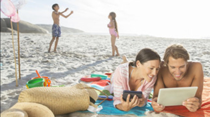 Dal lettore di ebook all'action cam, tecnologia da vacanza -  VIDEO