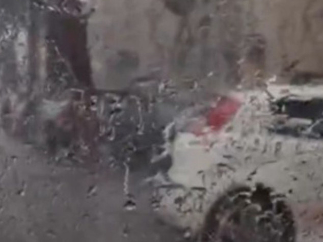 Maltempo: grandinate e nubifragi, storm line colpisce l'Italia