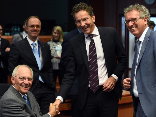 Ok Eurogruppo a 10,3 miliardi aiuti alla Grecia