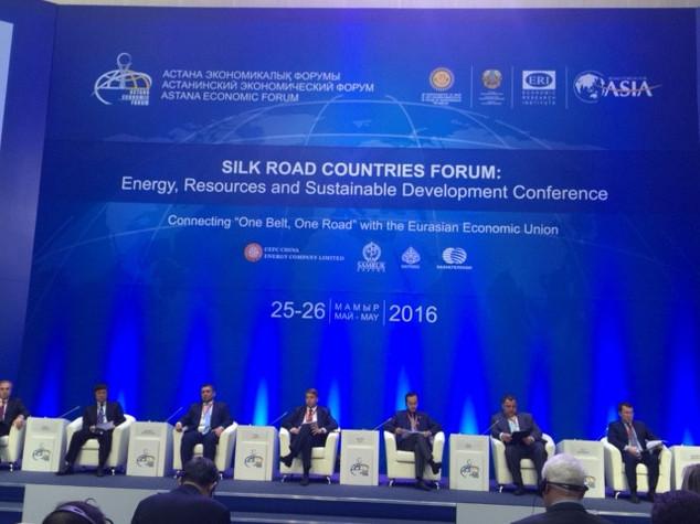 Al via Davos eurasiatica, Kazakistan prova rilancio