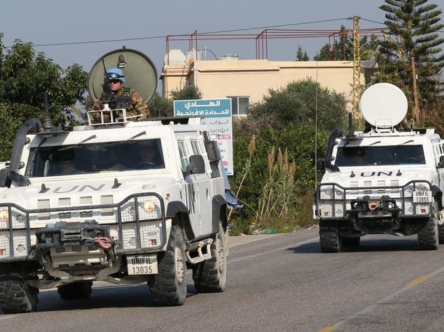 """Libano: Unifil, """"al momento indagine non prova traffico alimenti"""""""