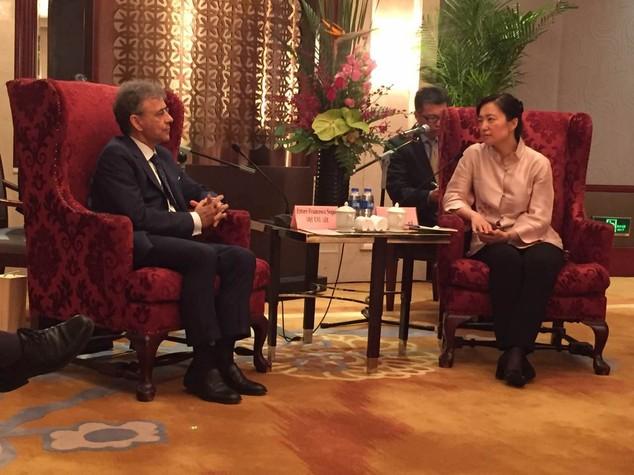 """Aziende italiane a Suzhou, Sequi """"tavolo con istituzioni"""""""