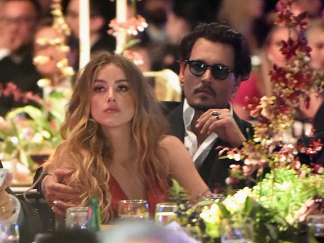 Johnny Depp è tornato single