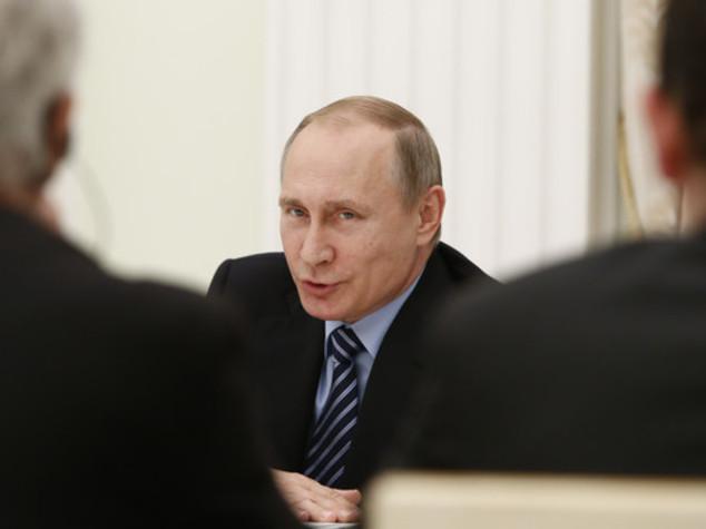 Siria: Putin, per aereo abbattuto ancora nessuna scusa da Turchia