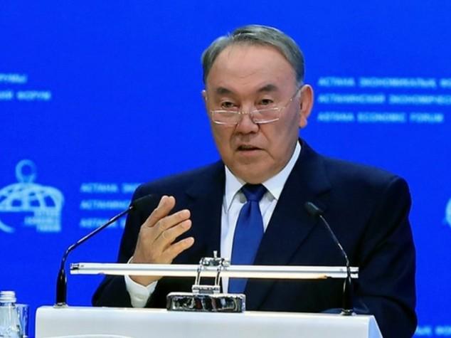 Nazarbayev, 255 miliardi di dollari in investimenti da indipendenza