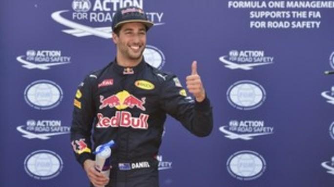 Gp Monaco, Ricciardo è in pole