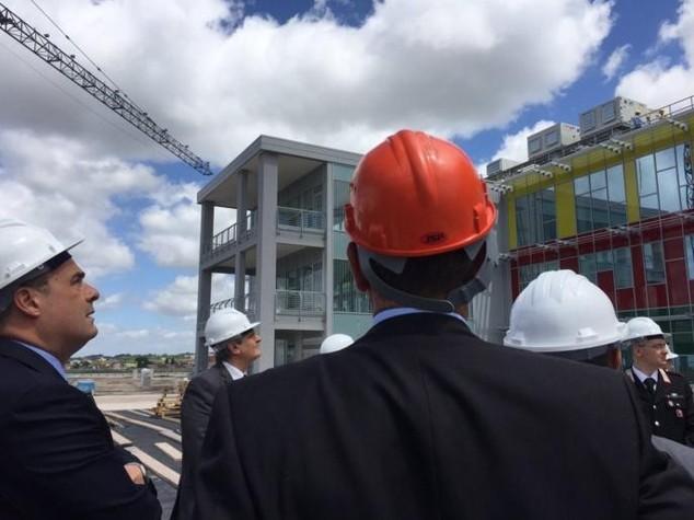 Sanita': Lazio, pronto 80% ospedale Castelli, assistenza dal 2018
