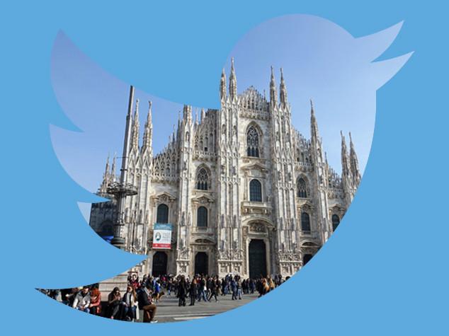Cinque tweet per Milano