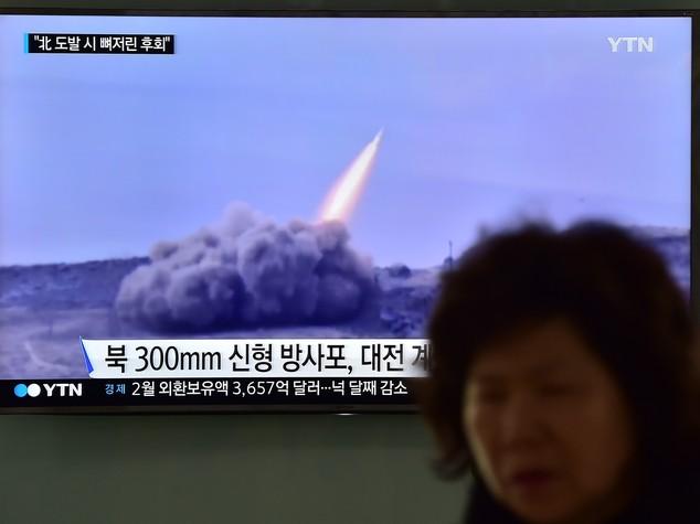 Nordcorea: Seul, fallito test-lancio missile balistico