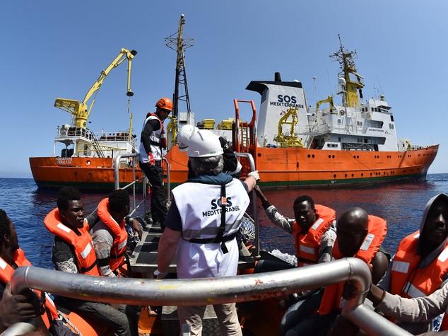 Migranti, da gennaio oltre 2.500 morti nel Mediterraneo