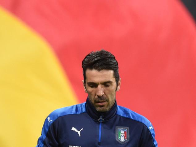 La Nazionale di Conte agli Europei, Buffon il leader