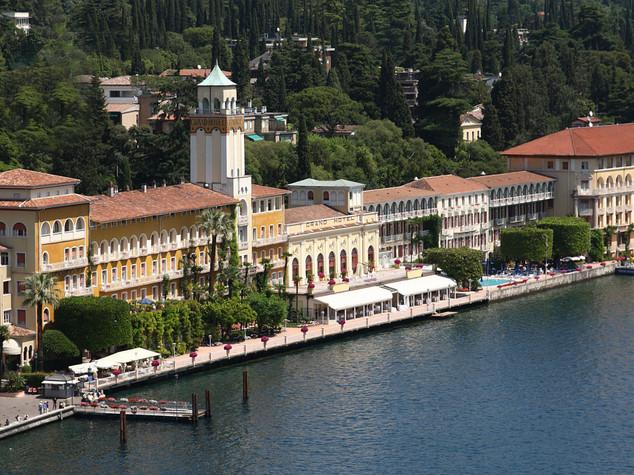 Nuovo look per il Grand Hotel Gardone, ospitò D'Annunzio e Churchill