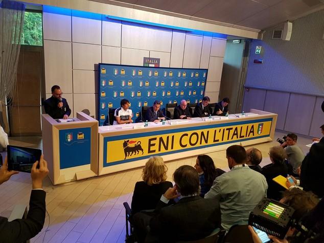 Eni to sponsor Italian national football until 2018