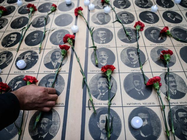 """""""Genocidio armeni"""", il Bundestag fa infuriare Ankara"""