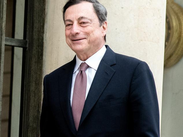 Bce non tocca i tassi e allunga il Qe