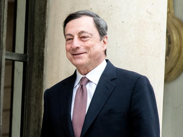 Banche, Draghi: regole contengono flessibilità, decisione spetta a Bruxelles