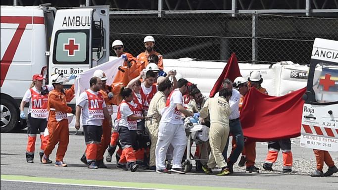 Incidente in Moto 2, muore Luis Salom