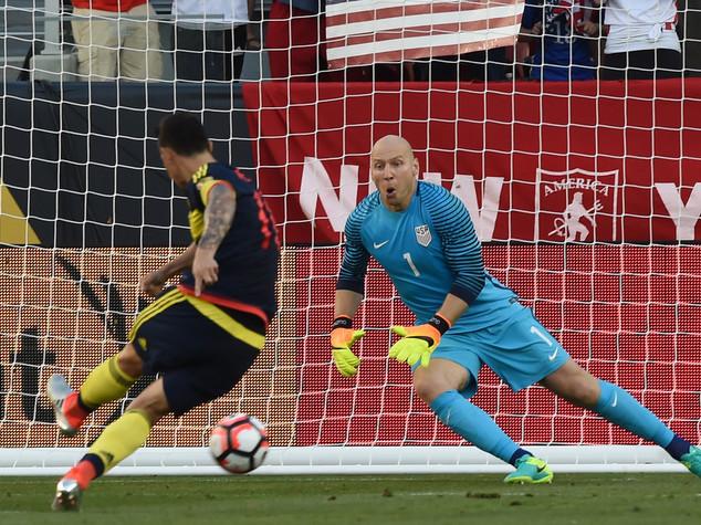Al via la Coppa America, Colombia-Usa 2-0