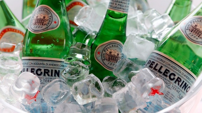 Italian mineral water firm to double export production