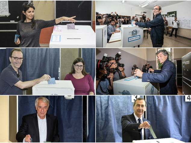 Si vota, alle 19 affluenza al 46,01%