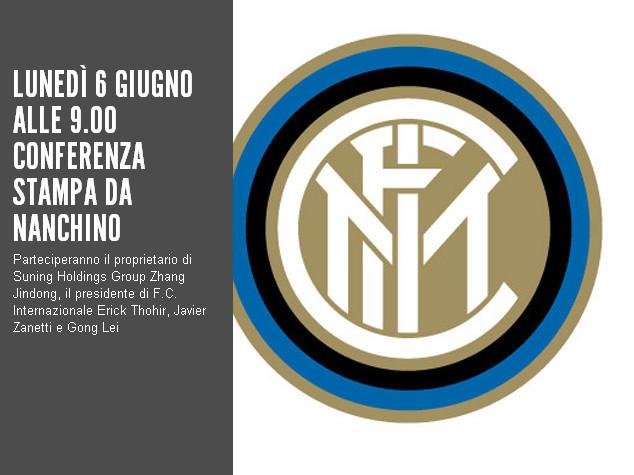 Suning conferma, domani annuncio accordo con l'Inter