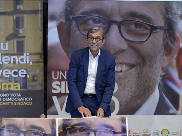 Roma: Giachetti, nessun accordo con Marchini per ballottaggio