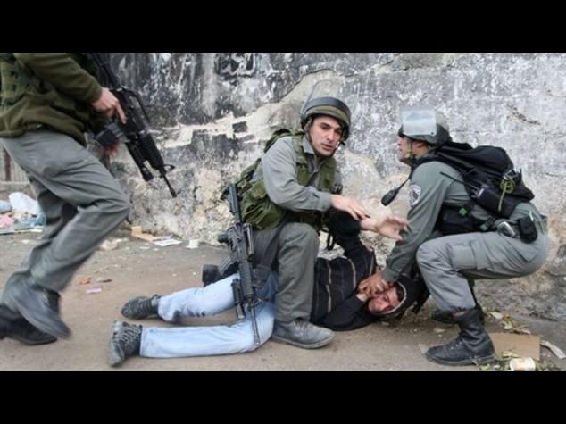 M.O.: fermato un palestinese, e' coinvolto nella morte di tre coloni