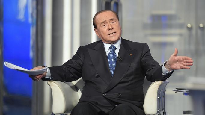 Berlusconi sereno, mi affido a Dio