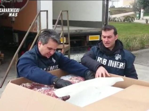 Alimentare: Coldiretti, nel 2015 78,7 mln sequestri filiera carne
