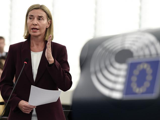 Turchia: Mogherini, rispettare diritti umani e liberta'