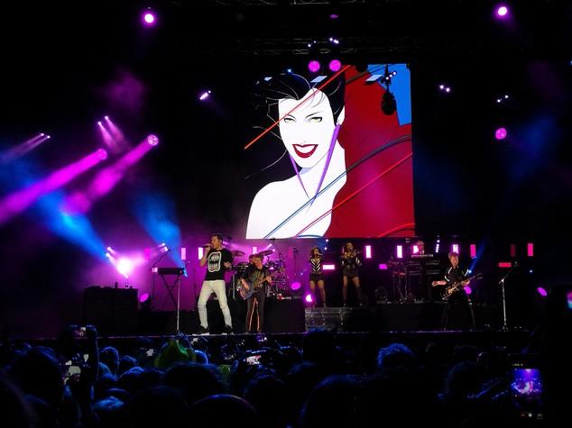 Tornano i Duran Duran e Roma si scatena con loro - VIDEO