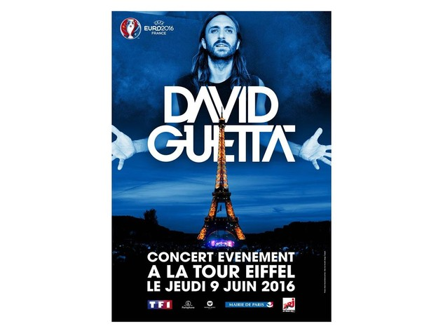 Euro 2016   David Guetta   Concerto Ufficiale   In diretta dalle ore 22:50