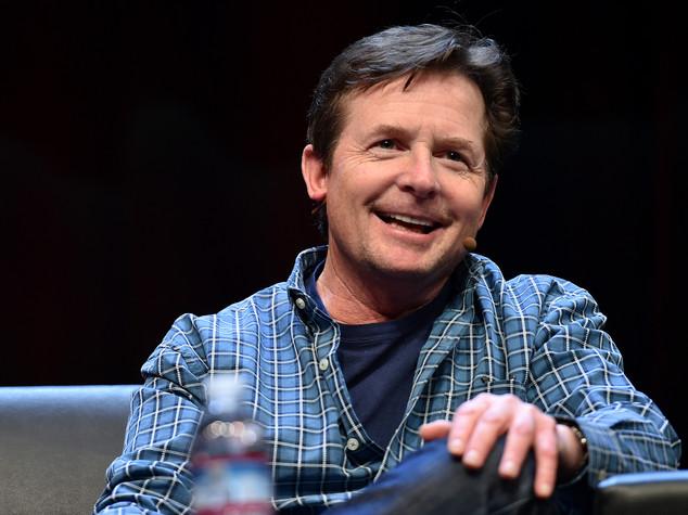 """Buon compleanno Michael J. Fox, 55 anni da """"ottimista """" -  FOTO"""